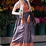 Carey Mulligan Goes For a Playful Look at the Theater