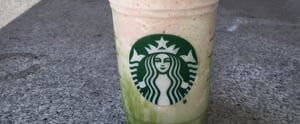 Read This Before You Order Starbucks's Limited-Edition Frappuccino For Spring