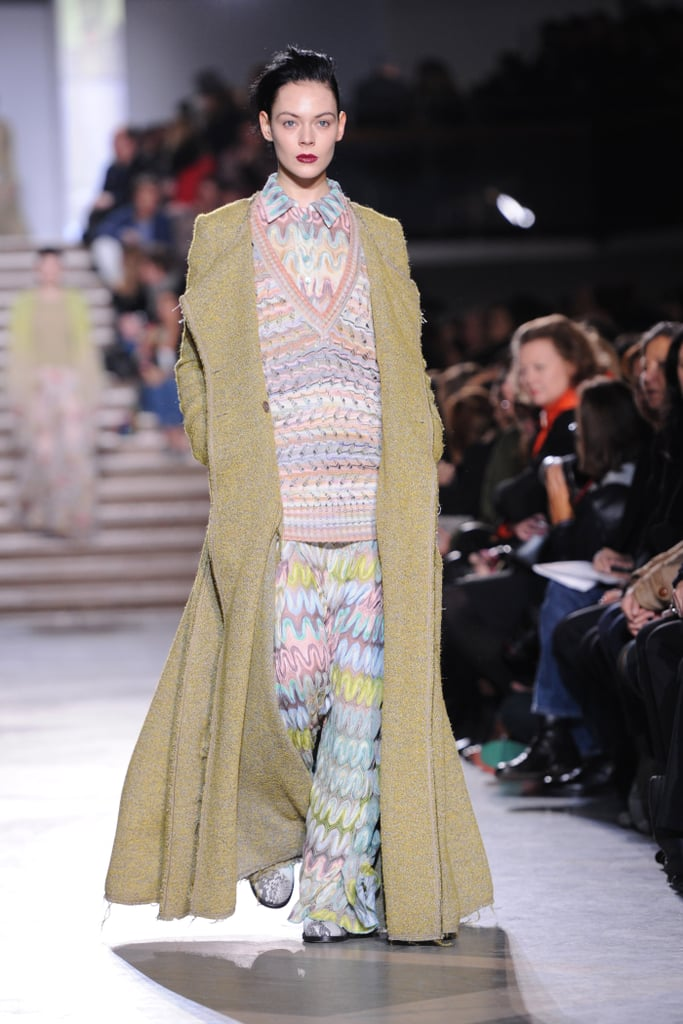 Fall 2011 Milan Fashion Week: Missoni