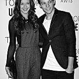Louis Tomlinson and Eleanor Calder: 2012-2015