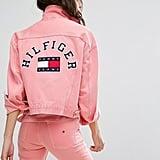 Tommy Jeans 90's Girlfriend Trucker Jacket