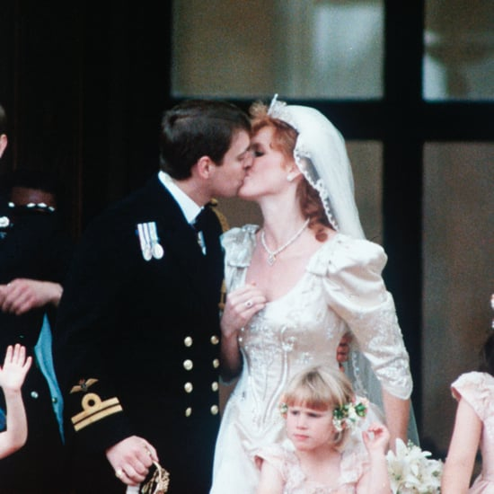 Princess Eugenie and Sarah Ferguson's Wedding Dresses