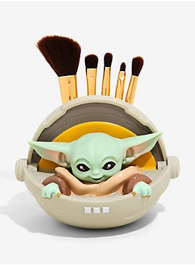 Loungefly The Child Makeup Brush Holder