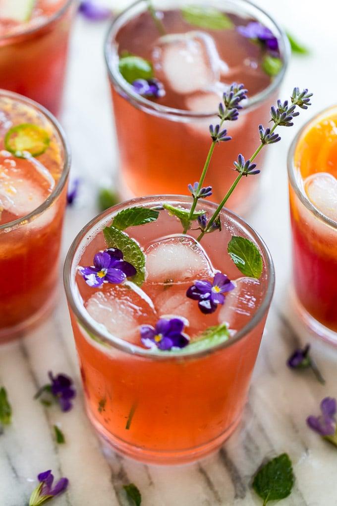 Kombucha Mocktails