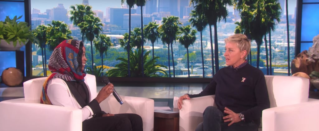 Ellen Degeneres Pays Off Debt for Sudanese Refugee