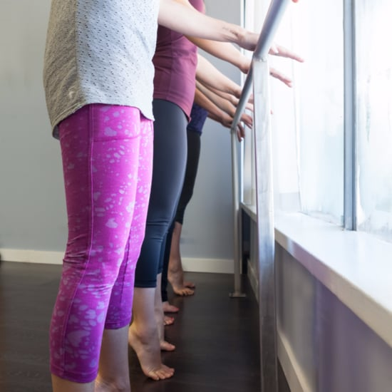 Barre Workouts For Your Arms, Legs, and Bum