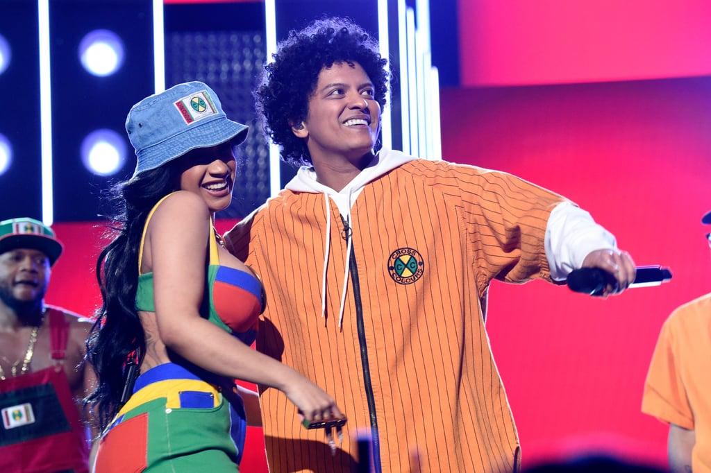 How Is Bruno Mars Honouring Cardi B on 24K Magic Tour?