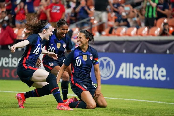 Olympic Women S Soccer Predictions For Tokyo 2021 Popsugar Fitness
