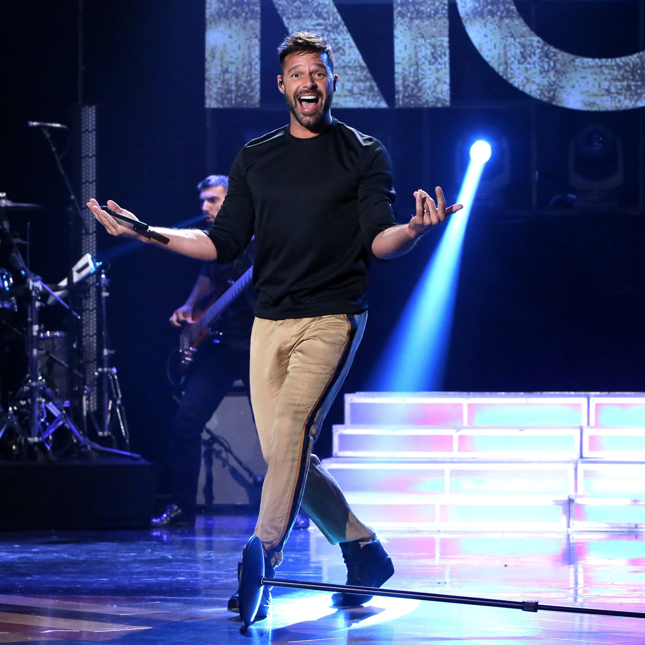 Image result for Ricky Martin: His hottest dance during a concert