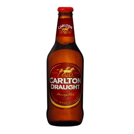 Carlton Draught 375mL Bottle