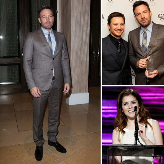 Ben Affleck Pictures at Casting Society Awards