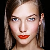 Karlie Kloss is our ultimate go-to beauty girl — whether it's the brows, the hair or the lip, she always nails it. We heralded the arrival of Spring (finally!) with 25 makeup ideas that'll get you through the season.