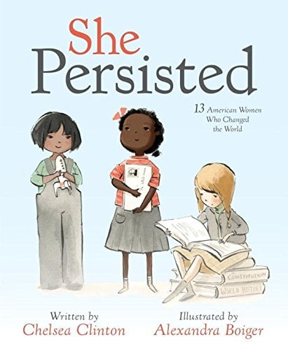 For 5-Year-Olds: She Persisted