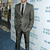 John Krasinski at the Something Borrowed Premiere in 2011