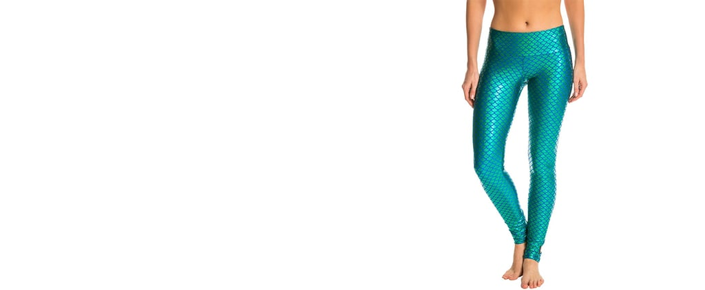 If You're Obsessed With Mermaids, These Are THE Best Workout Clothes