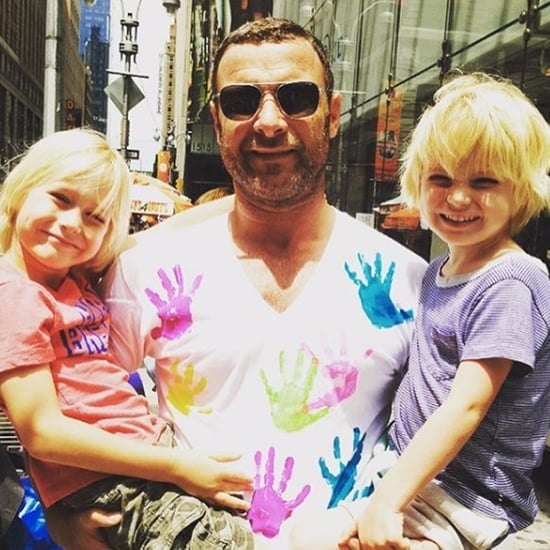 Naomi Watts's Birthday Message For Liev Schreiber 2016