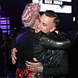 Pictured: Pink and Carey Hart
