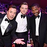 When They Let Frank Ocean Into Their Group at the TIME 100 Gala