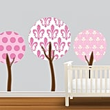 Modern Tree Wall Decal