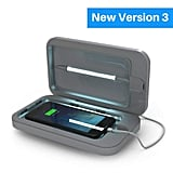 Phone Soap 3 UV Cell Phone Sanitizer and Dual Universal Cell Phone Charger