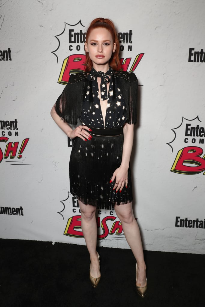 Madelaine Petsch at Comic-Con 2017