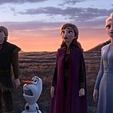 Frozen 2 is a pretty long movie.