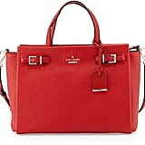 Kate Spade New York Holden Street Lanie Satchel Bag ($358)