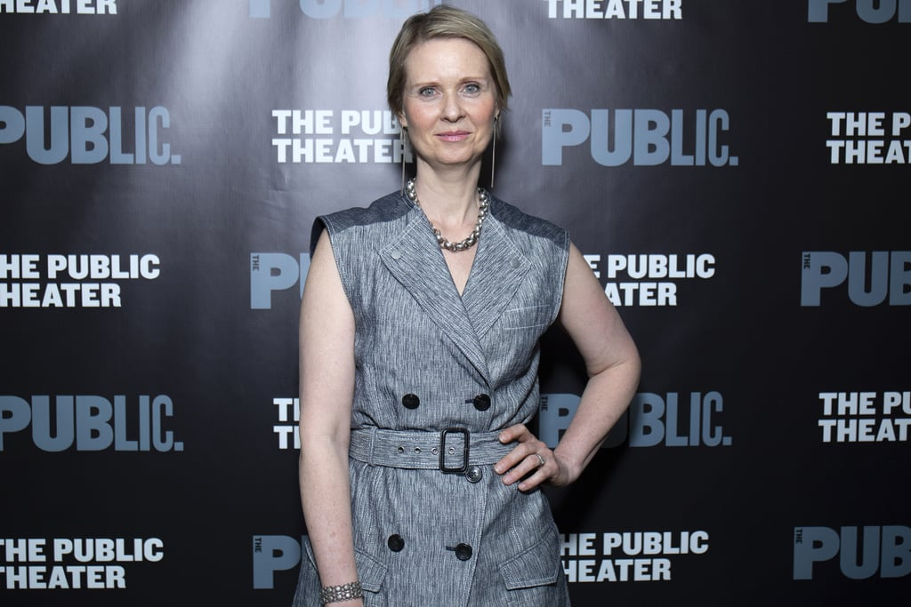How Many Kids Does Cynthia Nixon Have?