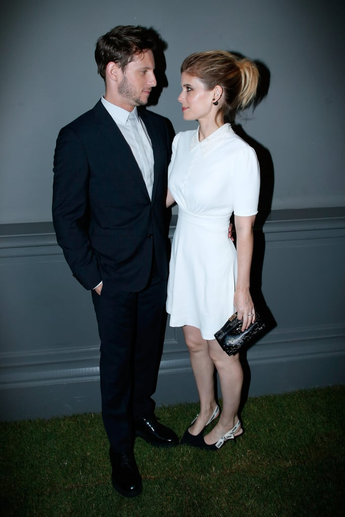 Kate Mara and Jamie Bell at Dior Homme Show | June 2017 ...
