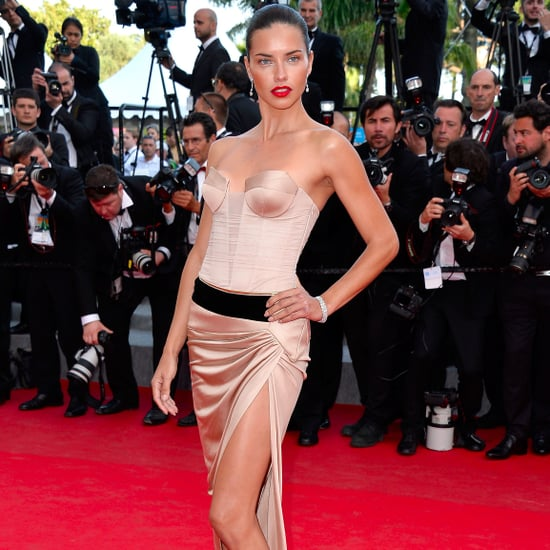 Adriana Lima's Sexiest Outfits