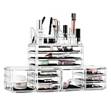 Acrylic Jewelry and Cosmetic Storage Box