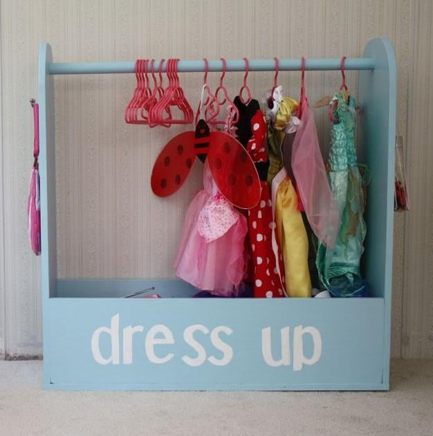 Dress Up Pretend Play Images On: Ways For Kids To Use Up Energy Indoors