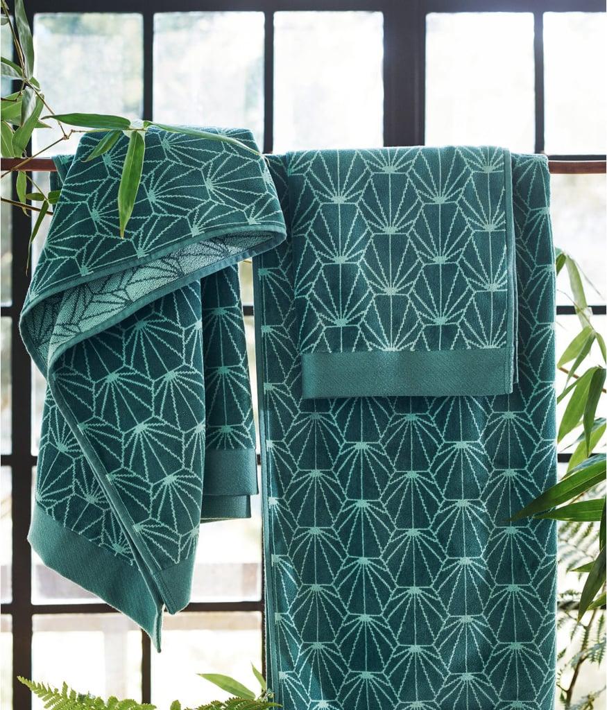 H&M Jacquard Patterned Hand Towel