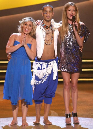 Interview With Eliminated Dancers Randi and Kupono on So You Think You Can Dance Season Five