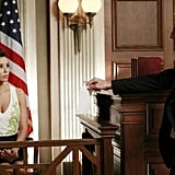 Eva Longoria as Gaby and Scott Bakula as Trip on Desperate Housewives. Photo courtesy of ABC