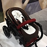 The Jané Rider folds without removing its seat.