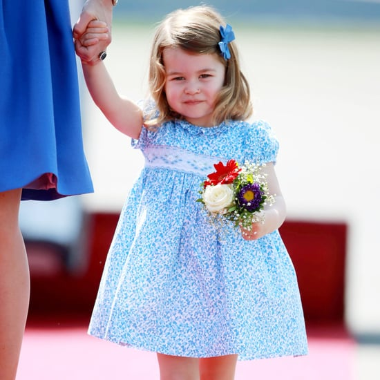 Princess Charlotte's Outfits