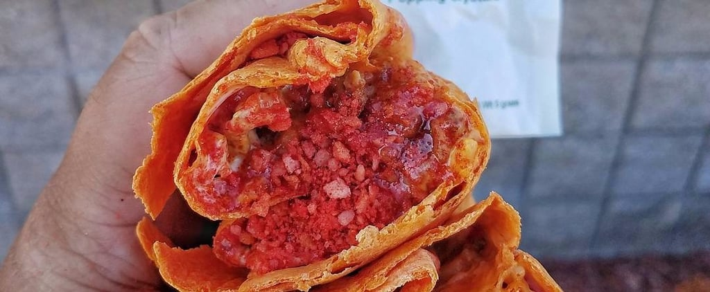 Taco Bell's Firecracker Burritos