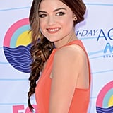 Lucy Hale at the Teen Choice Awards.