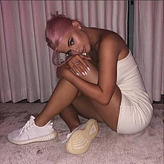 Kylie Jenner Pink Hair