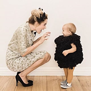 Lauren Conrad and Son Halloween Costumes 2018