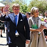 You'll Want to Zoom In on Queen Máxima's Paint-Splattered Dress