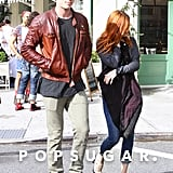 New Couple Alert? Nicholas Hoult Steps Out With Riley Keough