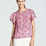 Cloister Printed Top ($165)
