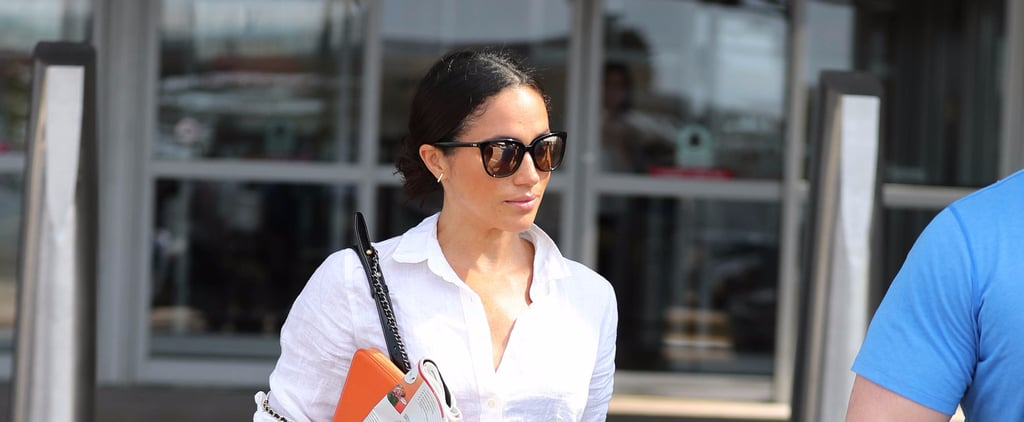 4 Times Meghan Markle Looked Like Royalty While Wearing Affordable Fashion