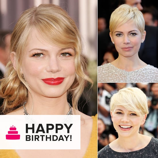 Happy 33rd Birthday, Michelle Williams!