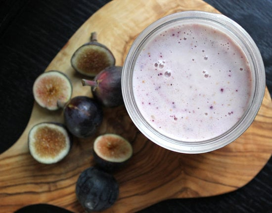 Fig and Honey Smoothie