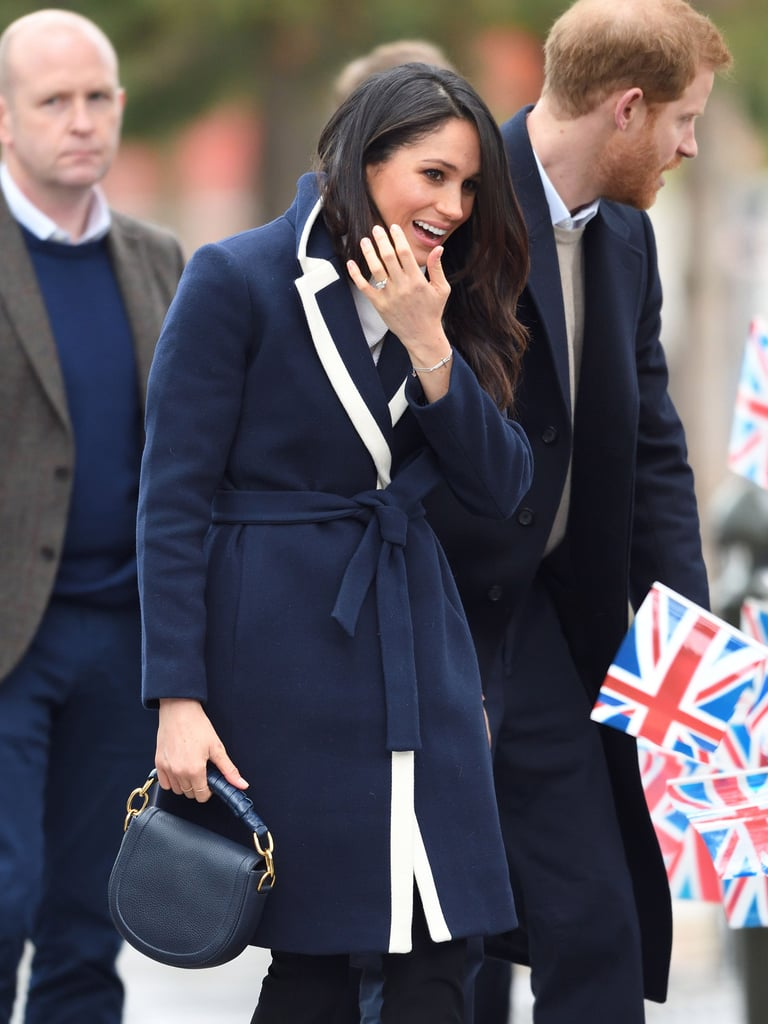 We Did More Research on Meghan Markle's Bag Than We Did on Our College Thesis