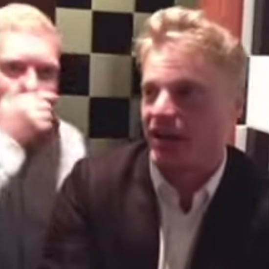 Drunk British Guy's Shaggy Impression | Video