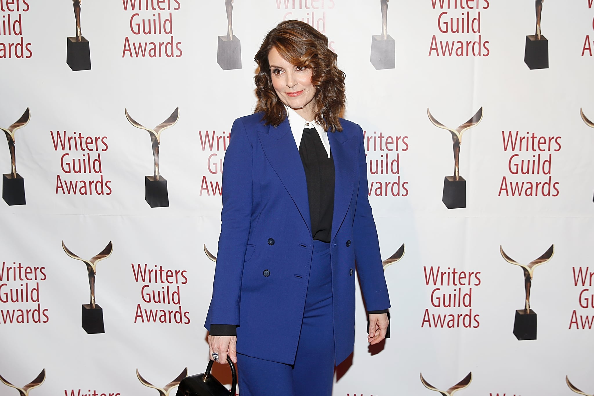 NEW YORK, NEW YORK - FEBRUARY 01: Tina Fey attends the 72nd Writers Guild Awards at Edison Ballroom on February 01, 2020 in New York City. (Photo by Dominik Bindl/WireImage)